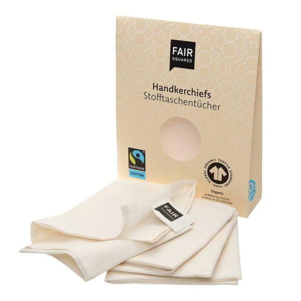 Taschentücher aus Baumwolle