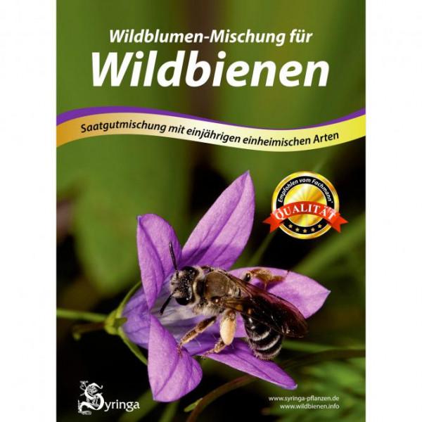 Wildblumen-Mischung - einjährig