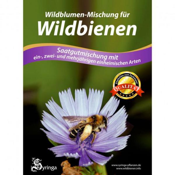 Wildblumen-Mischung - mehrjährig