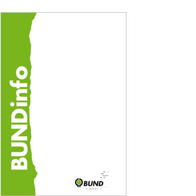 BUND-Info Leermappe